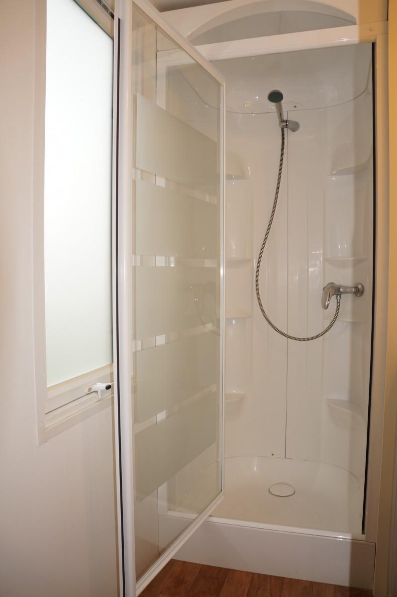 cabine de douche pour mobil home