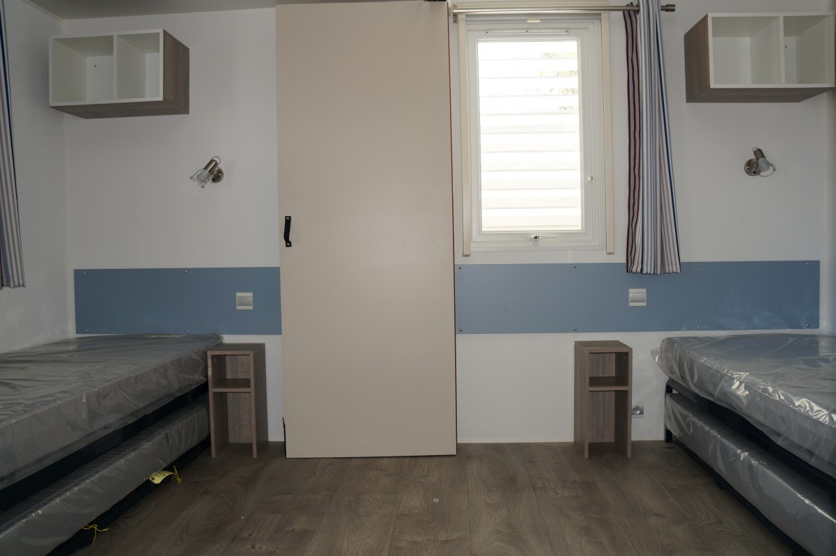 A vendre mobil home neuf irm modul home 2014 for Mobil home 3 chambres