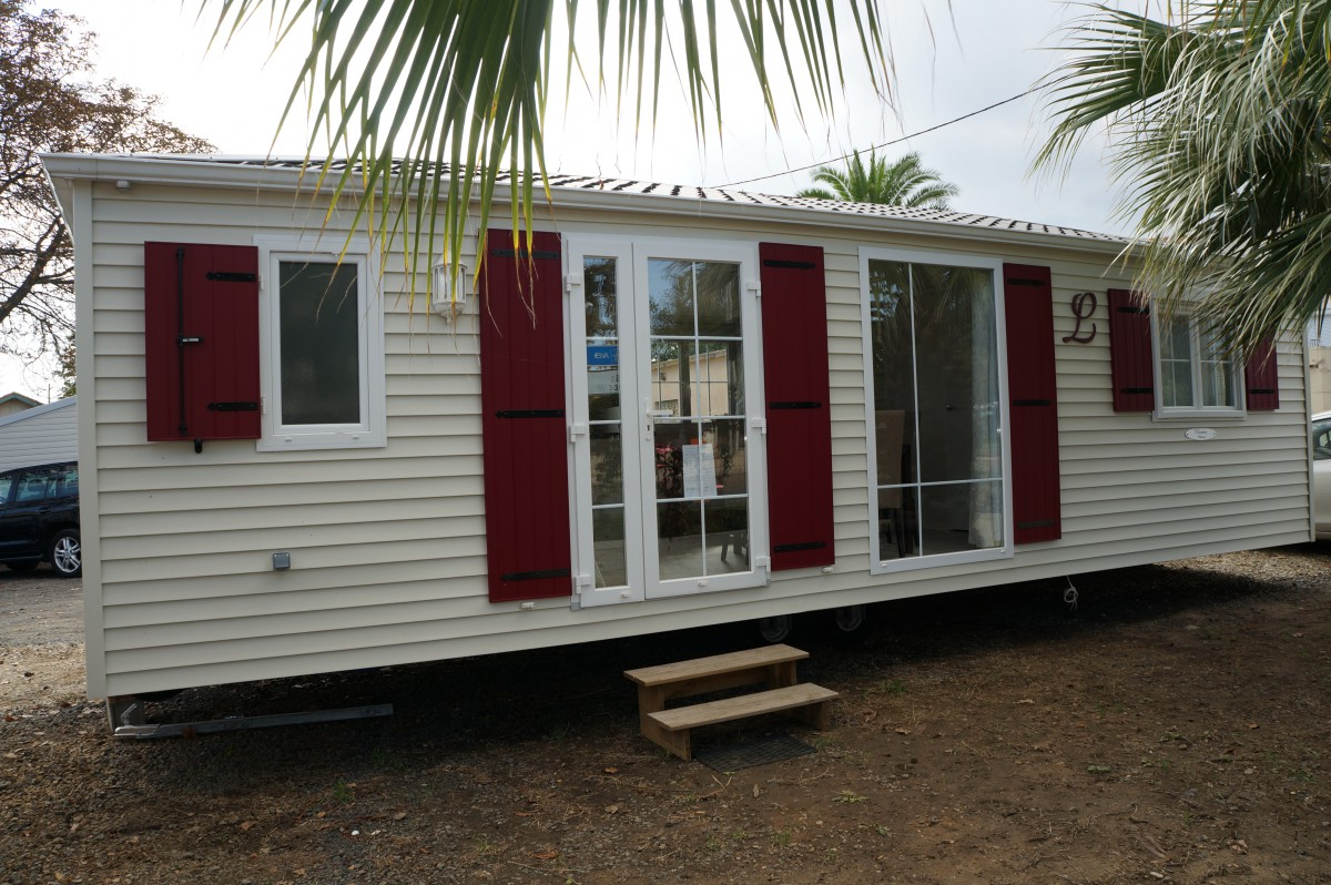A vendre mobil home neuf louisiane blueberry xl 2012 for Prix mobil home neuf 3 chambres