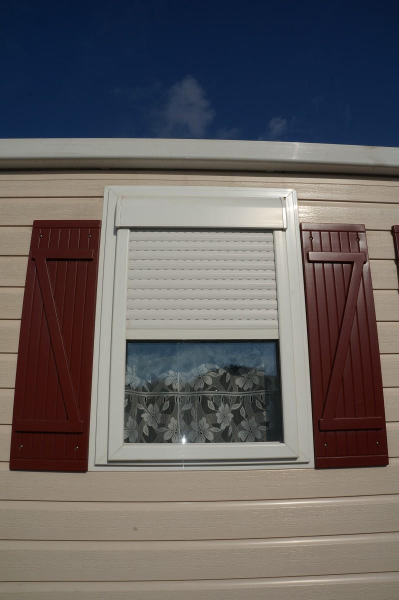 A Vendre Mobil Home Occasion Irm Topaze 2007
