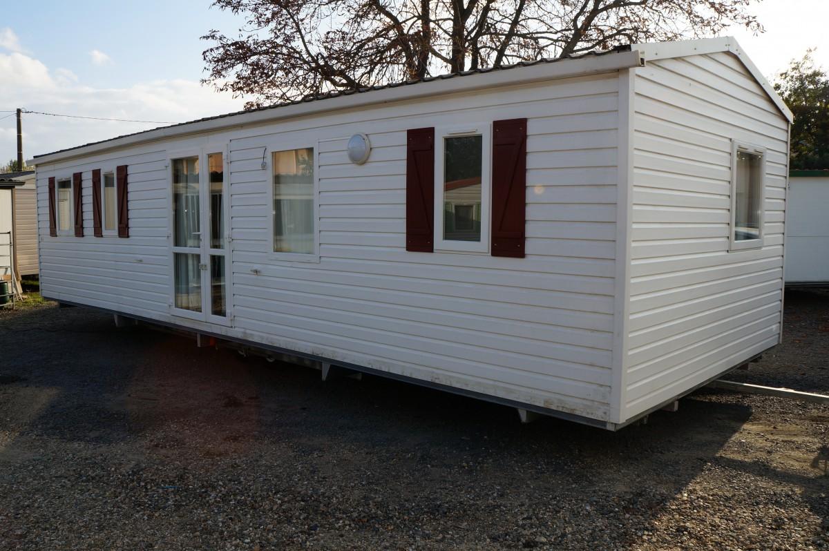 A vendre mobil home occasion irm hacienda 2009 - Mobil home 3 chambres occasion ...