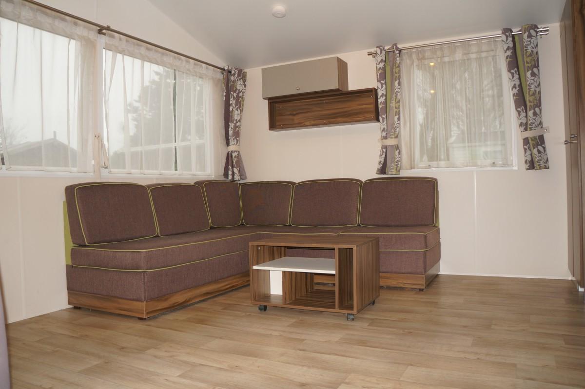 a vendre mobil home occasion irm saphir panoramique 2011. Black Bedroom Furniture Sets. Home Design Ideas